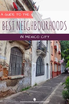 Planning a Mexico City trip? Here's the low down on the best area to stay in Mexico City including nearby attractions and the best bars and restaurants. Cozumel, Cancun Mexico, Mexico Vacation, Mexico Travel, Italy Vacation, Tulum, Travel Usa, Travel Tips, Travel Ideas