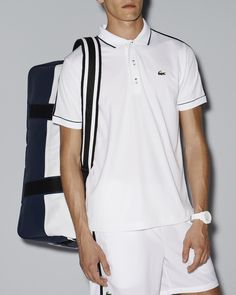 8705dc10f6 These white shorts are ideal for any athletic endeavor. #Tennis  #TennisPlanet www.