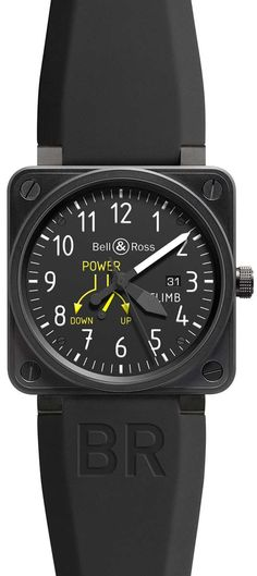 Bell & Ross Aviation BR-01-97-CLIMB