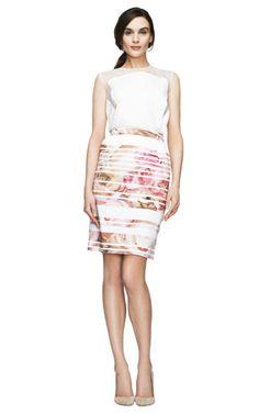 Shop Lena Skirt by Preen Now Available on Moda Operandi