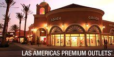 Las Americas Premium Outlets #PremiumOutlets #LasAmericasPremiumOutlets