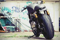 Triumph Thruxton Buster by Mean Machines   HiConsumption