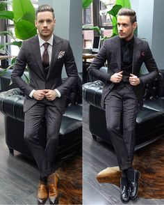 "Aleks Musika on Instagram: ""• Same Suit Different Way • How would you wear it? #Musikafrere #NYC"""
