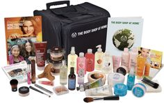 DISCOVER A NEW WAY TO PARTY WITH THE BODY SHOP AT HOME…AND A GIVEAWAY!