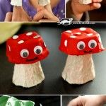 22 AMAZING Egg Carton Crafts - How Wee Learn - - Over 20 amazing egg carton crafts for kids! If you need egg carton craft ideas for any occasion and any age - this post is for you. Kids Crafts, Crafts To Do, Projects For Kids, Diy For Kids, Toddler Crafts, Arts And Crafts, Recycled Crafts Kids, Autumn Crafts, Summer Crafts