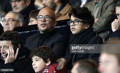 Pascal et Sean son fils