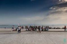 Αποτέλεσμα εικόνας για SLEEPOVER ΔΙΑΝΥΚΤΕΡΕΥΣΗ ΓΙΑ ΕΝΗΛΙΚΕΣ ΣΤΟ ΛΙΜΑΝΙ Thessaloniki, Sleepover, Beach, Water, Outdoor, Gripe Water, Outdoors, The Beach, Beaches