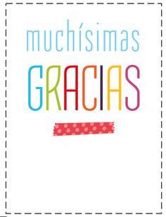 felicidad tarjetas agradecimiento para imprimir http://felicidadenespiral.blogspot.com.es/