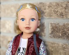 My Journey Girls Dolls Adventures: New York Meredith