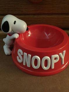 Snoopy dog dish #iLuv #iLuvSnoopy