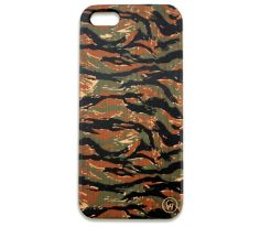 Tiger Camo iPhone Case in Cherry, $35.00 #woodiphonecase #woodeniphonecase #iphonecase #goodwoodnyc