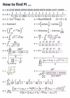 What is Mental Math? Well, answer is quite simple, mental math is nothing but simple calculations done in your head, that is, mentally. Physics Formulas, Physics And Mathematics, Physics Tricks, Love Math, Fun Math, How To Find Pi, Learn Math Online, E Learning, Math About Me