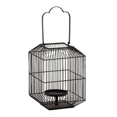 Spruce up the look of your indoor and outdoor with this metal candle lantern. A lantern specially designed to uplift the ambiance of every room is certainly not worth missing.