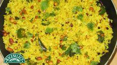 How Avantika R. on Facebook rethinks rice: Lemon Rice #RethinkRice #Sweeps #RiceSelect #Recipe