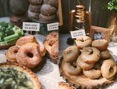 Lacy's Camping Themed Baby Shower Brunch with Donut Bar » katie day photography – wedding photography – springfield – branson – missouri
