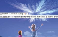 """20 Fan Theories About What Elsa's Role Will Be On """"Once Upon A Time"""""""