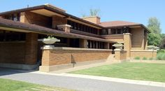 darwin d martin house frank lloyd wright 1903 5 buffalo new