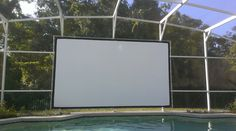 """""""I put up my screen this weekend and am VERY happy with it. Thanks for the great product and support. I'm going to be recommending Carl's place to everyone that sees the screen. I am extremely happy with the product and the help you've provided. Thanks!"""" —Casey W. 