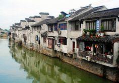 venice of the east - suzhou, Shanghai