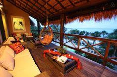 Échale un vistazo a este increíble alojamiento de Airbnb: LUXURIOUS VILLA ON THE WHITE BEACH - Casas en alquiler