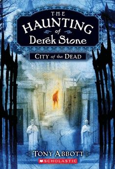 Tony Abbott, author of the popular Droon series, took kids on a new adventure with a chubby geekish teenager from New Orleans named Derek. The series include The Haunting of Derek Stone, City of the Dead, The Red House and The Ghost Road, all set in Louisiana.