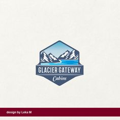 Design an appealing logo for travelers to beautiful Glacier National Park! by leka m