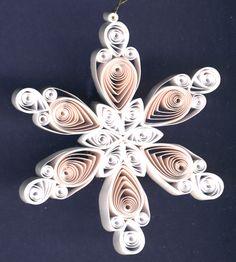 Quilling Snowflake Pattern - Bing Images
