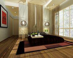 Images About Warm Bedroom Design In OldSchool Style By Maura Taft Zen Master Bedroom, Bedroom Setup, Warm Bedroom, Modern Bedroom, Modern Bedding, Zen Bedrooms, Luxury Bedding, Diy Home Decor Rustic, Diy Home Decor Bedroom