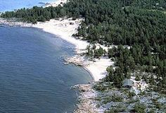 Fäboda from above. Miles of sand, rolling waves.and cold water. Skinny dip anyway! Food Pictures, Proposal, Dip, Travel Destinations, Nostalgia, Waves, Cold, Skinny, Outdoor
