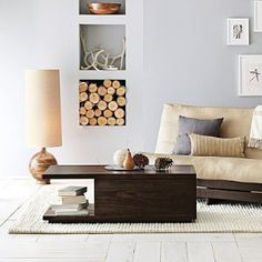 Sliding-Top Coffee Table | west elm / Buy it now -... review | buy, shop with friends, sale | Kaboodle