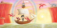 Patrick Brooks - Time Travel Pirates And Dinosaurs
