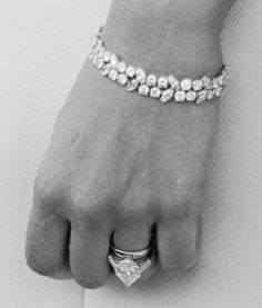 Mia Farrow Engagement Ring Prize