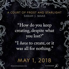 A Court of Frost and Starlight ACOFAS Review