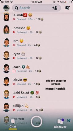 Snapchat Names, Snapchat Streak, Snapchat Ideas, Add Me Snaps, Snap Streak, Bffs, Aesthetics, Goals, Iphone