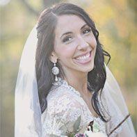 Wedding Beauty - Wedding Hairstyles and Wedding Makeup Ideas : Brides