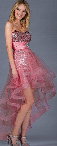 Vestidos de graduacion de ultima moda para fiestas de gala