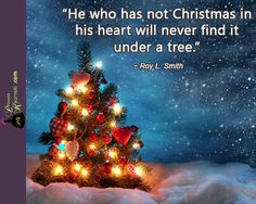 Inspirational Christmas & Holiday Quotes