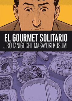 Si te gustan la cocina japonesa y los cómics, esta es tu novela gráfica.