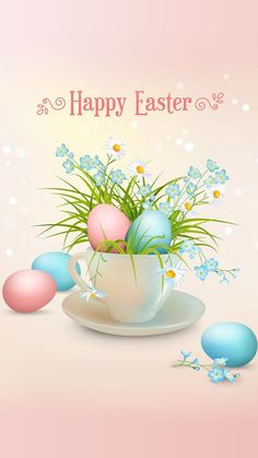 Easter Wallpaper Easter wishes Happy Easter Quotes, Happy Easter Wishes, Happy Easter Greetings, Happy Easter Sunday, Easter Peeps, Easter Art, Easter Crafts, Easter Wishes Messages, Happy Easter Wallpaper