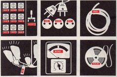 Dymo Labelling Ideas. 1977. | Present&Correct Dymo Label, Printing Labels, Mixed Media, Presents, Layout, Animation, Graphic Design, Retro, Poster