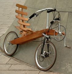This gallery of custom bikes  has all kinds of wheels (probably 200 of 'em), from lowriders to recumbents to customized Monarch cruisers, bu...