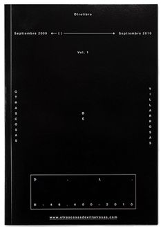 Otrolibro Vol.1 on Behance
