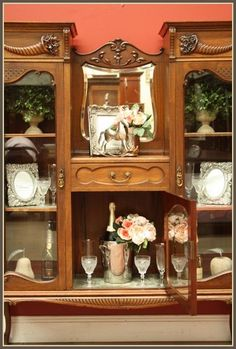 China Hutches & Cabinets on Pinterest | China Cabinets ...