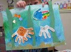 Habitat: handprinting ocean habitats
