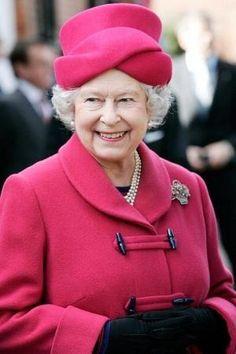 Queen Elizabeth | The Royal Hats Blog by FrancesCollins