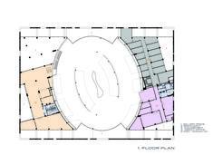 Galeria de Terminal de Ônibus Nevsehir / Bahadir Kul Architects - 15