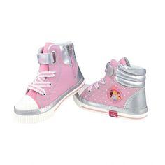 Μποτάκια παιδικά Disney Princess Me Too Shoes, High Tops, High Top Sneakers, Baby Shoes, Disney, Kids, Clothes, Fashion, Children