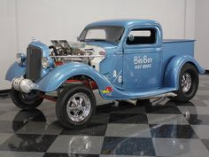 1940 Ford Gasser truck