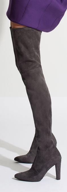 52bc2167059 Find a new way to luxuriate in style with over-the-knee boots.