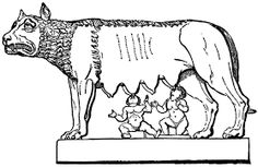 Image result for romulus and remus